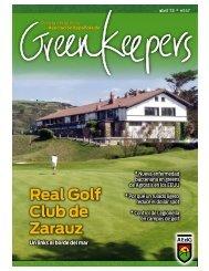 Real Golf Club de Zarauz - Asian Turfgrass Center