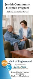 Jewish Community Hospice Program