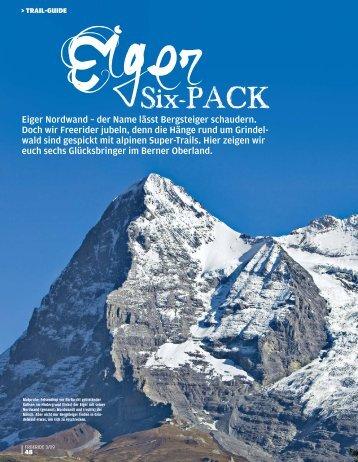 1. lobhornhütten-trail - freeride