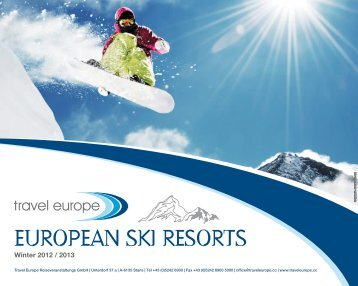olympia world ski package - Travel Europe