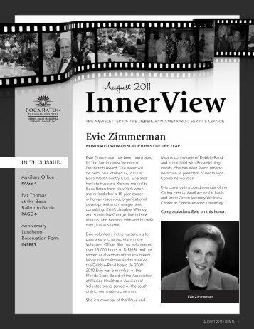 Evie Zimmerman