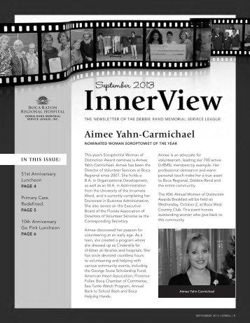 Aimee Yahn-Carmichael