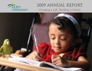 2009 ANNUAL REPORT - United Cerebral Palsy of Los Angeles...