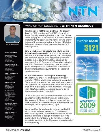 Read more... - NTN Bearing