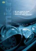 Premier spherical roller bearings our vast experience - Page 2