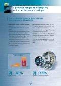 Premier spherical roller bearings our vast experience - Page 6