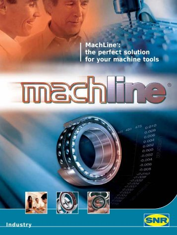 MachLine  the perfect solution for your machine tools