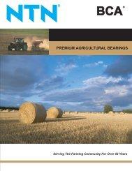 Premium Agricultural Bearings - NTN Bearing