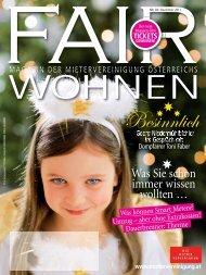 fair wohnen service - Mietervereinigung Österreichs