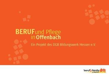 BERUFund Pflege - Sozialforschung und Beratung