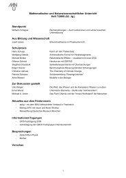 Mathematischer und Naturwissenschaftlicher Unterricht  Heft 7/2009 ...