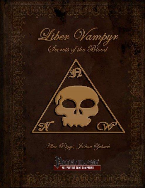 Liber Vampyr
