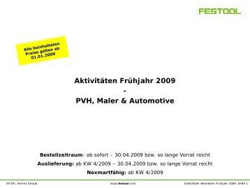Neuheiten / Aktionen Frühjahr 2009 Angebot ... - MEGA eG