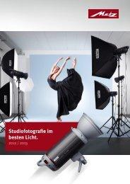 Studiofotografie im besten Licht. - Metz