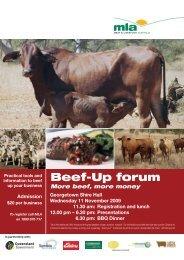 Beef-Up forum