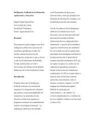 Aplicaciones y Proyectos - Universidad de Colima