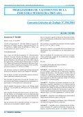CONVENIOS COLECTIVOS DE TRABAJO * - Page 2