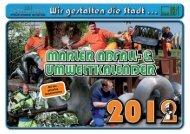 Abfall- und Umweltkalender 2012 - Marl