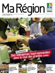 Des entreprises haut-normandes - Région Haute Normandie