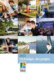 Un budget des projets
