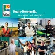 La Haute-Normandie, une région, des énergies ! (pdf - 1,89 Mo)
