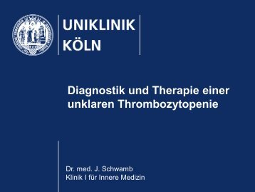 TPO-R-Analoga: Romiplostim (AMG 531) (Nplate®)