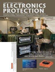 www.ElectronicsProtectionMagazine.com