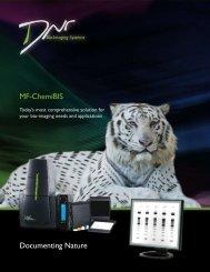 MF-ChemiBIS Documenting Nature