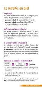 Maternité maladie et points de retraite complémentaire - Page 3