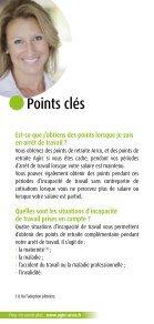 Maternité maladie et points de retraite complémentaire - Page 4