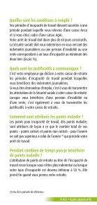 Maternité maladie et points de retraite complémentaire - Page 5
