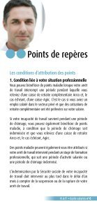 Maternité maladie et points de retraite complémentaire - Page 7