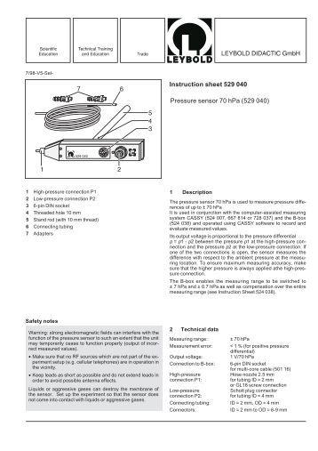 DVP-EH DVP04PT-H Platinum Temperature Sensors Instruction