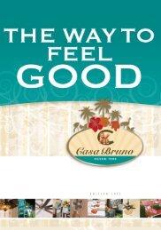 Casa Bruno - The Way To Feel Good - Edición 2015
