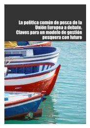 La política común de pesca de la UE a debate - Ecologistas en Acción