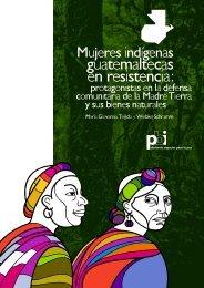 Mujeres indígenas guatemaltecas en resistencia - PBI Guatemala