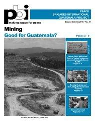 Mining Acoguate
