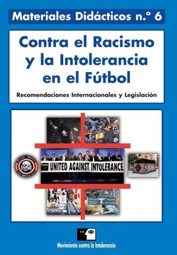 Contra el Racismo y la Intolerancia en el Fútbol