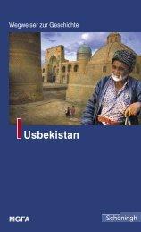 Wegweiser zur Geschichte: Usbekistan - MGFA