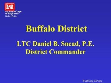Buffalo District