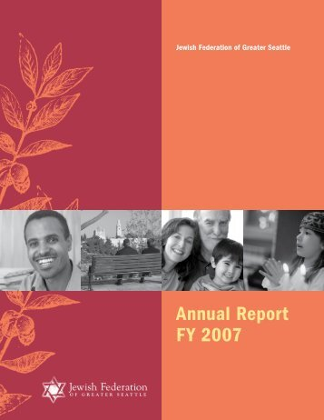 Annual Report FY 2007