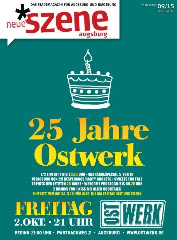 Neue Szene Augsburg 2015-09