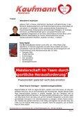 """""""Meisterschaft im Team durch sportliche Herausforderung"""" - Page 2"""