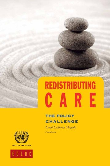 Redistributing care: the policy challenge