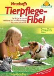 Neudorffs Tierpflege-Fibel als PDF-Datei downloaden - Dünger Shop