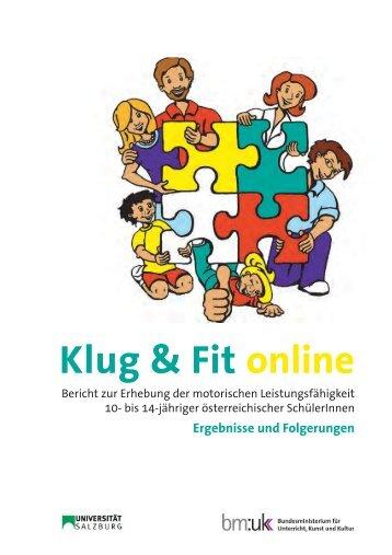 Klug & Fit online