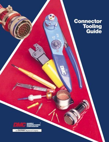 Connector Tooling Guide - DTL Connectors