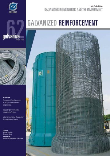 GALVANIZED REINFORCEMENT