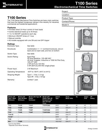 model t101m - Frontier Lighting  sc 1 st  Yumpu & Www.frontierlighting.com Magazines