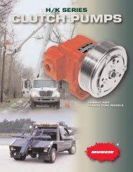 MP89-14.H\K Clutch Pump - Muncie Power Products